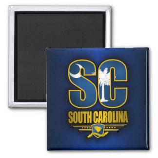 South Carolina SC Magnets