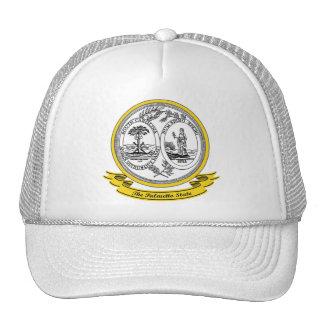 South Carolina Seal Trucker Hat