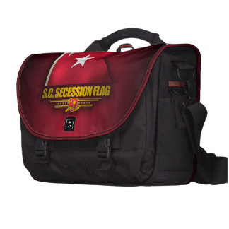 South Carolina Secession Flag Commuter Bags
