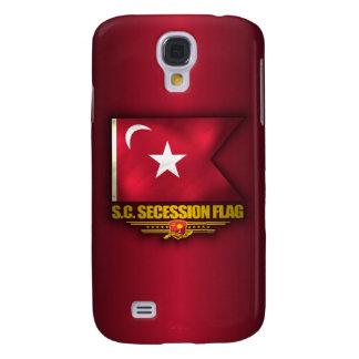 South Carolina Secession Flag Galaxy S4 Cover