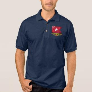 South Carolina Secession Flag Polo Shirt