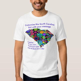 South Carolina Shirt - Custom with Election or oth