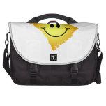 South Carolina Smiley Face Laptop Bags