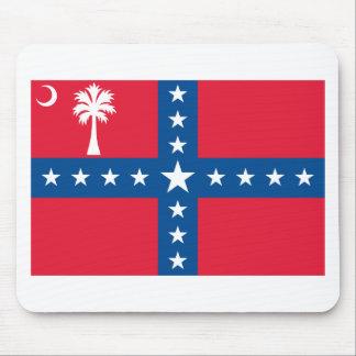 South Carolina Sovereignty Flag (1860-1861) Mouse Mats