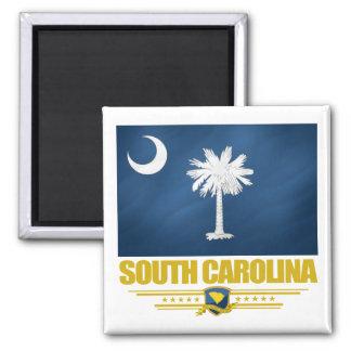 South Carolina (SP) 2 Inch Square Magnet