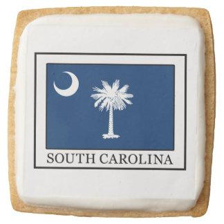 South Carolina Square Shortbread Cookie