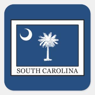 South Carolina Square Sticker