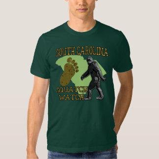South Carolina Squatch Watch T Shirt