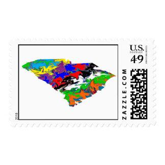 South Carolina Stamps