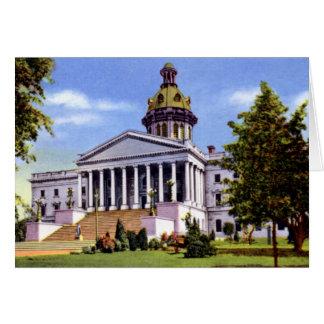 South Carolina State Capitol Columbia Cards