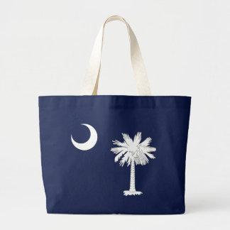 South Carolina State Flag blue bag