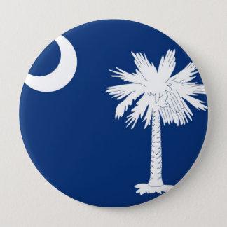 South Carolina State Flag Button