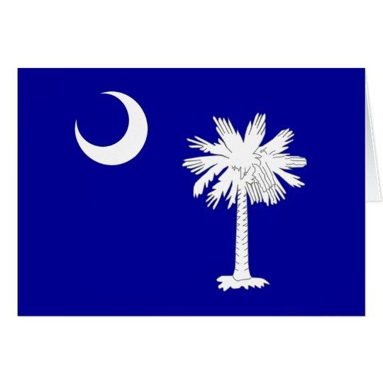 South_Carolina_state_flag Card