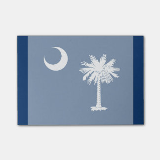 South Carolina State Flag Design Accent Post-it® Notes