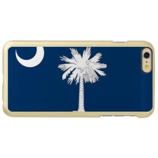 South Carolina State flag Incipio Feather® Shine iPhone 6 Plus Case
