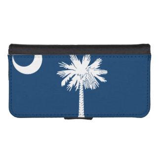 South Carolina State Flag iPhone SE/5/5s Wallet