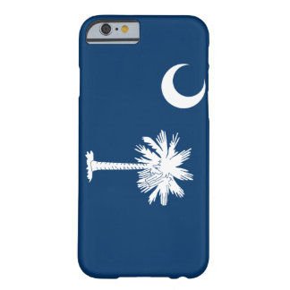 South Carolina State Flag iPhone Smartphone Case Barely There iPhone 6 Case