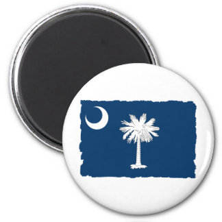 South Carolina State Flag Magnet