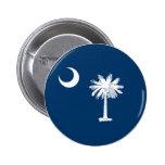 South Carolina State Flag Pin