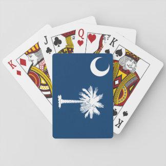 South Carolina State Flag Playing Cards