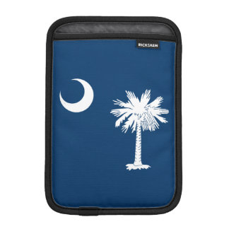 South Carolina State Flag Sleeve For iPad Mini