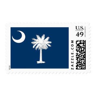 South Carolina State Flag Stamp