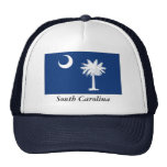 South Carolina State Flag Trucker Hat