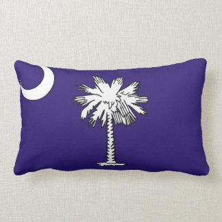 south carolina state flag united america pillow