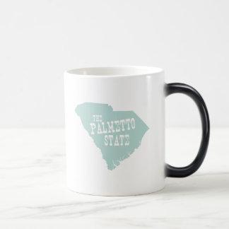 South Carolina State Motto Slogan Magic Mug