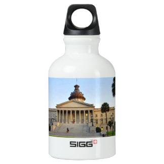 south Carolina Statehouse Aluminum Water Bottle