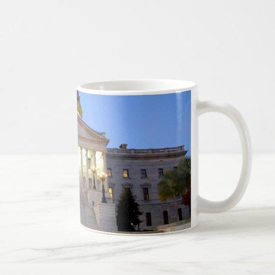 South Carolina Statehouse Mug Wrap-Image Template