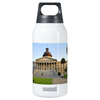 south Carolina Statehouse 10 Oz Insulated SIGG Thermos Water Bottle
