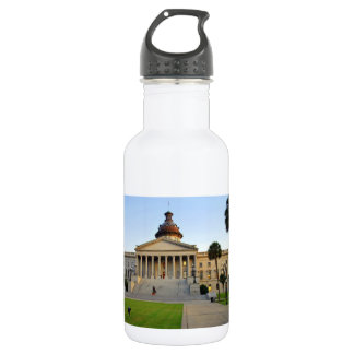 south Carolina Statehouse Stainless Steel Water Bottle