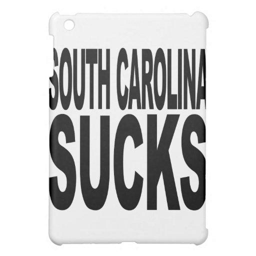 South Carolina Sucks iPad Mini Cases