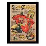 South Carolina The Palmetto State Post Card