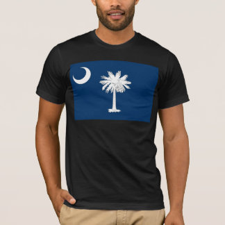 South Carolina, United States flag T-Shirt