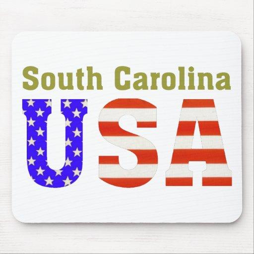 South Carolina USA! Mouse Pad