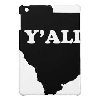South Carolina Yall iPad Mini Cases