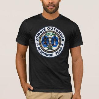 South Carolina Zombie Outbreak Response Team T-Shirt