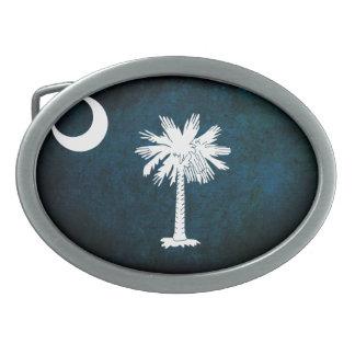 South Carolinan Flag; Belt Buckles