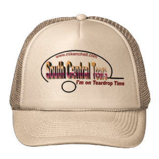 South Central Tears Cap Trucker Hat