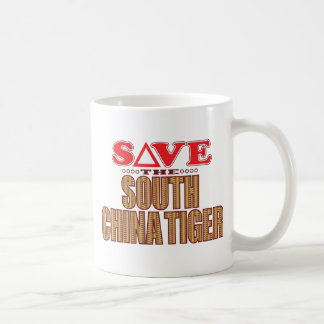 South China Tiger Save Coffee Mug