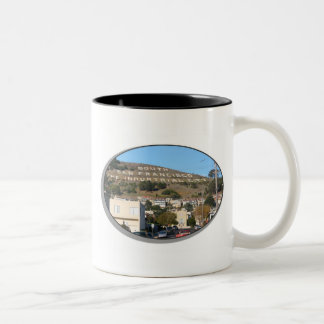 South City - The Mountain Two-Tone Coffee Mug