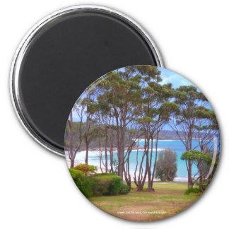 South Coast of Australia - Magnet