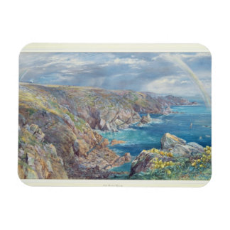 South Coast of Guernsey from the Cribiere, 1862 (w Flexible Magnets