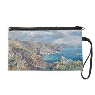 South Coast of Guernsey from the Cribiere, 1862 (w Wristlet Purse