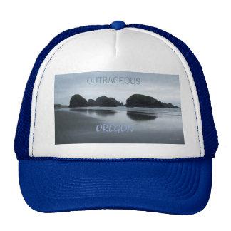south coastal OREGON  trucker-style cap Trucker Hat