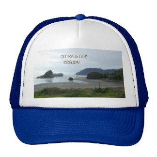 south coastal OREGON trucker style cap Trucker Hat
