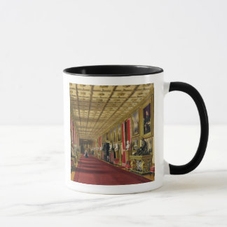 South Corridor, Windsor Castle, 1838 (chromolitho) Mug