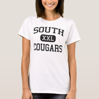 South - Cougars - Junior - Lawrence Kansas T-Shirt